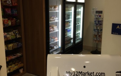 Fox Sports Woodlands offers Micro Market Vending to staff