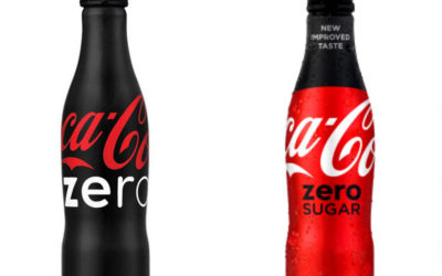 Coke Zero Sugar replacing Zero?