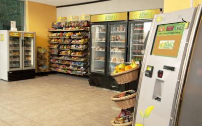 Hometown Vending Fresh Micro-Market Decision Houston