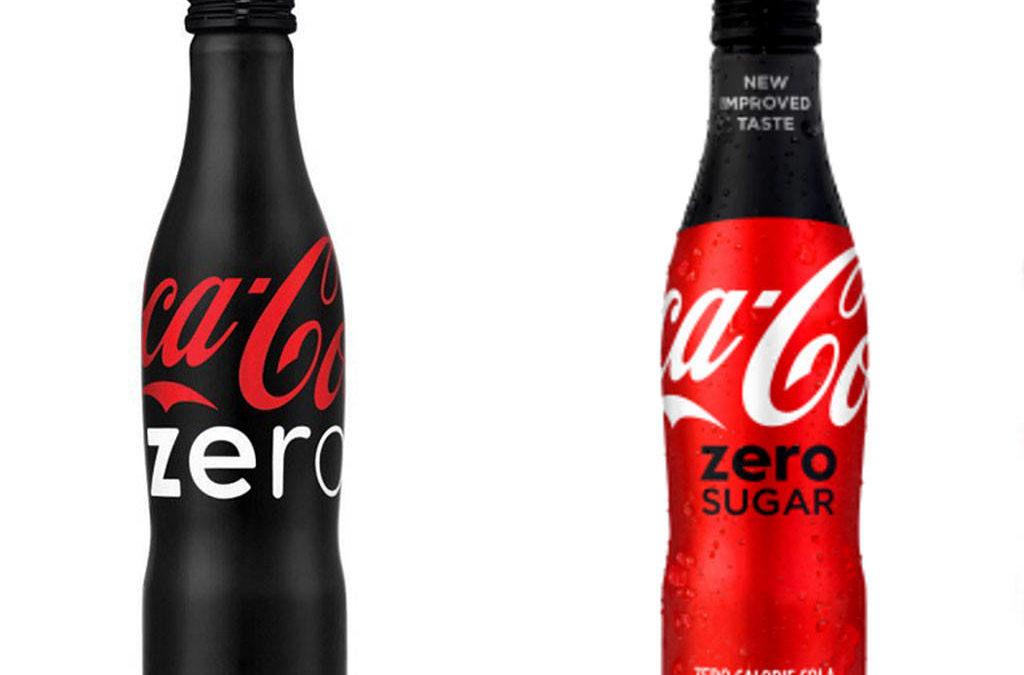 Houston Vending Coke Zero Sugar